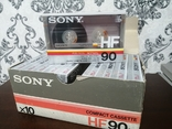 Упаковка аудиокассет Sony HF90n 2, фото №2