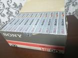 Упаковка аудиокассет Sony HF90n 2, фото №6