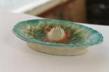 Старинная тарелка, пепельница Лис, фото №6