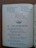 Бандурист сборник малорусских песен 1910 г, фото №9