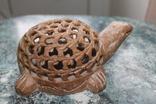 Черепаха в черепахе камень, фото №3
