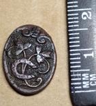 Пуговица (запонка), фото №3