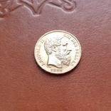 Бельгія20франків франков 1878, фото №5