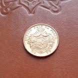 Бельгія20франків франков 1878, фото №11