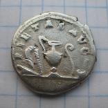 Денарий, Марк Аврелий (реверс - жертовный набор), фото №3