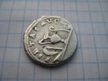 Денарий, Марк Аврелий (реверс - жертовный набор), фото №12