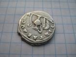 Денарий, Марк Аврелий (реверс - жертовный набор), фото №13