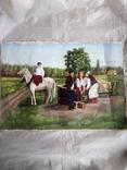 Сцена біля криниці, фото №2