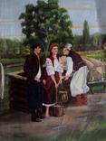 Сцена біля криниці, фото №5