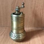 Перцемолка, миниатюрная кофемолка, мельница для специй, фото №2