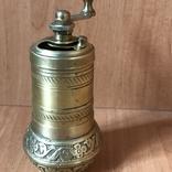 Перцемолка, миниатюрная кофемолка, мельница для специй, фото №8
