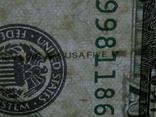Чотири пятидоларових банкноти не різані., фото №11