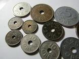 Монеты Дании 11шт., фото №4