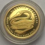 5 долларов 2009 года. Бролга. Австралия., фото №2