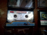 Аудиокассеты 4шт., фото №4