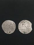 Две монеты Сигизмунда lll, фото №4