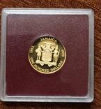 100 долларов 1978г. Ямайка., фото №3