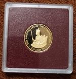 100 долларов 1978г. Ямайка., фото №5
