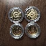 2 гривны Золото.4 шт., фото №4