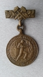Медаль За труд на шахтах, фото №2