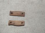 Накладки на штык нож Бертье копия, фото №3