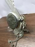 Карманные часы Молния Волки, фото №4
