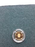 Монета 2гр. Черепаха золото, фото №12