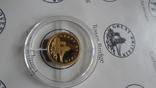 12 долларов 2008 Либерия Золото 999,9 Британия ТАУЭРСКИЙ МОСТ  (Страны европы), фото №6