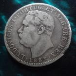 1  рупия 1882 Португальская Индия, фото №3