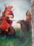 Тарас Бульба. Копия, фото №5