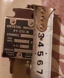Кварцевый кристаллический держатель США Crystal Holder FT-171-B, фото №4