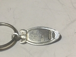 Кулон сапог з емалю срібний 800п, фото №7