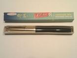 Китайская перьевая ручка Лили 712, фото №2