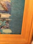 Картина из дома художника - черновцы 1996, фото №5