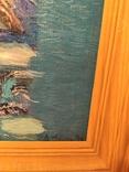 Картина из дома художника - черновцы 1996, фото №6