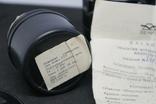 Индустар 50-2 с паспортом + кольца М42, фото №12