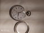 Часы карманные старые Esta на ходу, фото №8