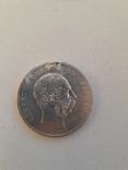 5 марок Альберт король Саксонії, фото №3