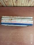 Коробка из-под конфет. Мосгорсовнархоз, Бабаевская фабрика., фото №7