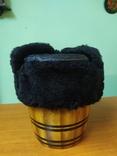 Зимняя шапка ВМФ СССР, фото №2
