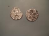 Двудинарии 1566 1567 г, фото №2