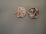 Двудинарии 1566 1567 г, фото №5