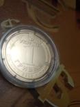 1 гривня / гривна 2016 рік - 20 років грошовій реформі в Україні в Буклеті, фото №9
