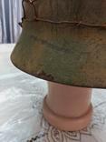 Каска немецкая в камуфляже, фото №5