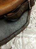 Каска немецкая в камуфляже, фото №7