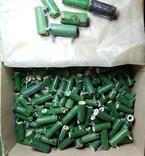 Резисторы разные общий вес 4-5 кг, фото №2