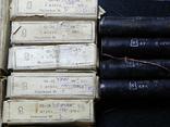 Резисторы разные общий вес 4-5 кг, фото №5