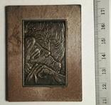 Барельефы из серебра мастера Senesi Acqua, фото №11