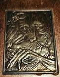 Барельефы из серебра мастера Senesi Acqua, фото №12