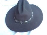 Шляпа США.Фетр., фото №2